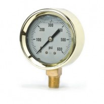 Bras Pressure Gauges